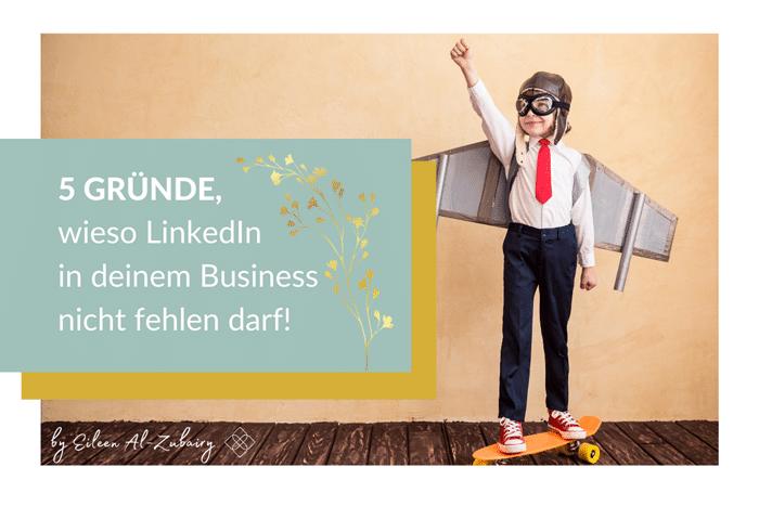 Freebie LinkedIn Eileen Al-Zubairy